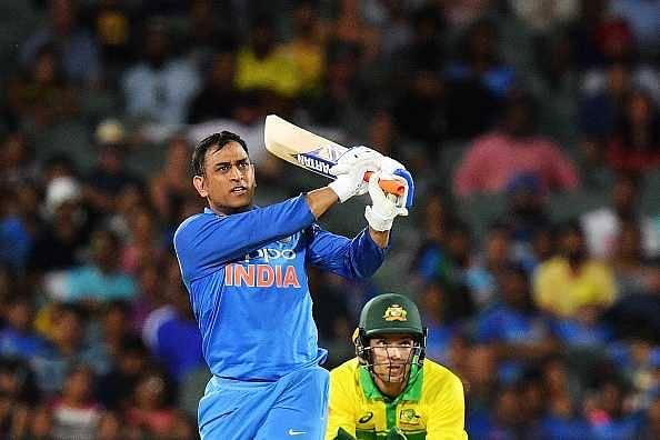 MS Dhoni should bat at No. 4 for India