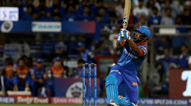 Rishabh Pant scores insane 78* vs Mumbai Indians