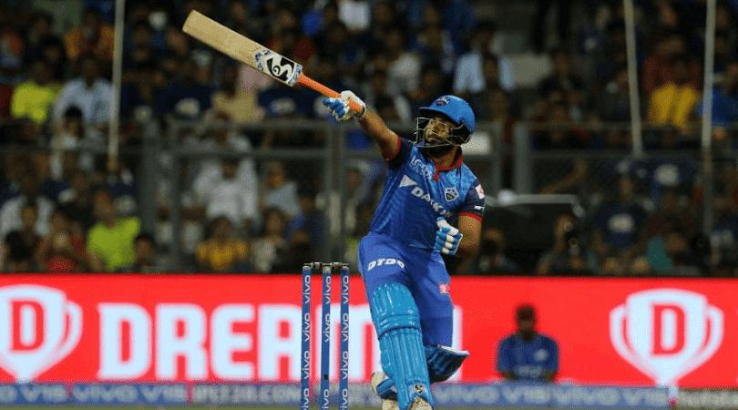 Rishabh Pant discloses preferred batting position in IPL 2019