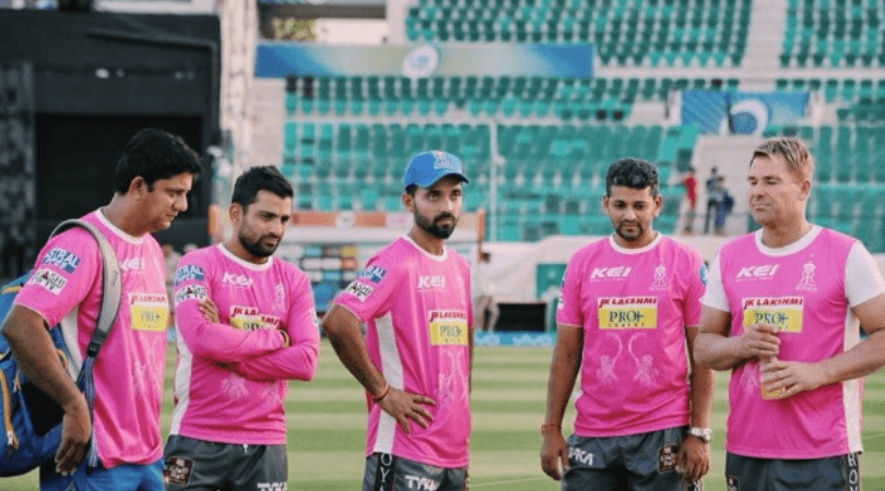 RR Predicted Playing 11 vs SRH
