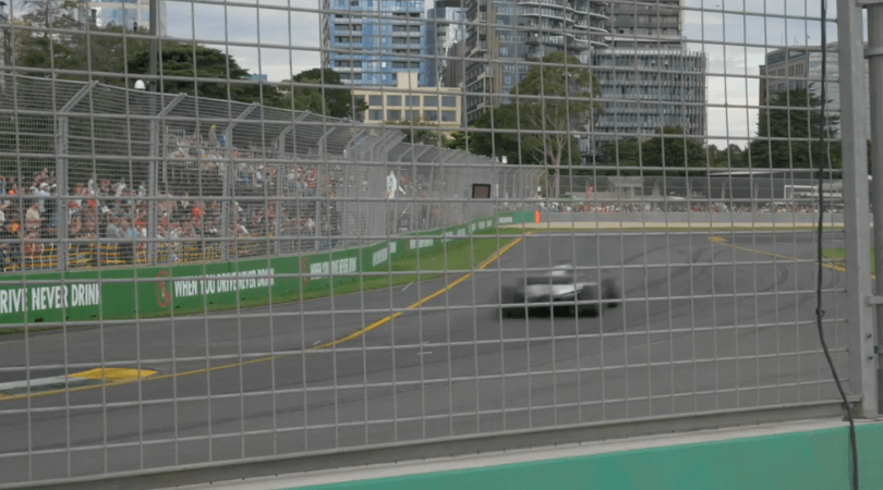 WATCH: Turn 11 and 12 shots at Australian GP make you feel the real speed of F1 cars