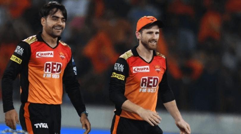 SRH Predicted Playing XI vs KKR