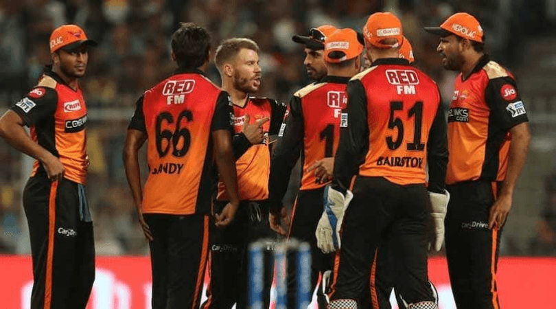 SRH vs RR Man of the match: Who was awarded Man of the Match in SRH vs RR