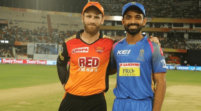 Who will win SRH vs RR at Hyderabad