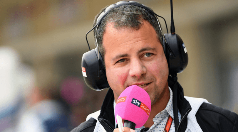 Ted Kravitz: Sky Sports confirm when Ted Kravitz will join the Sky F1 team