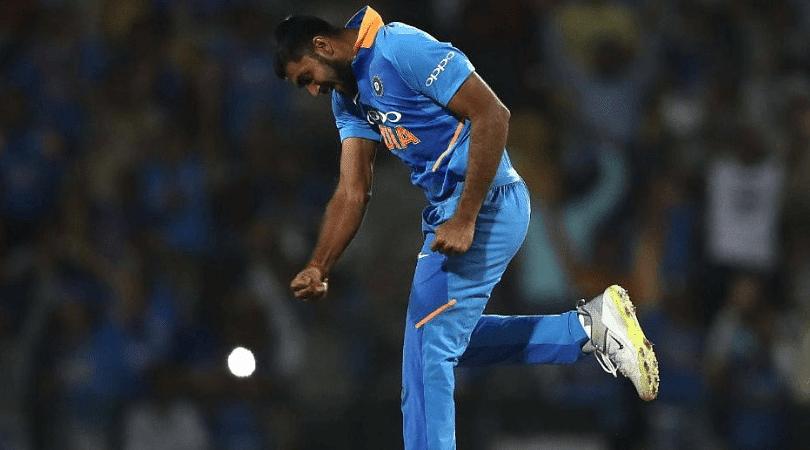 Virat Kohli discloses why Vijay Shankar bowled