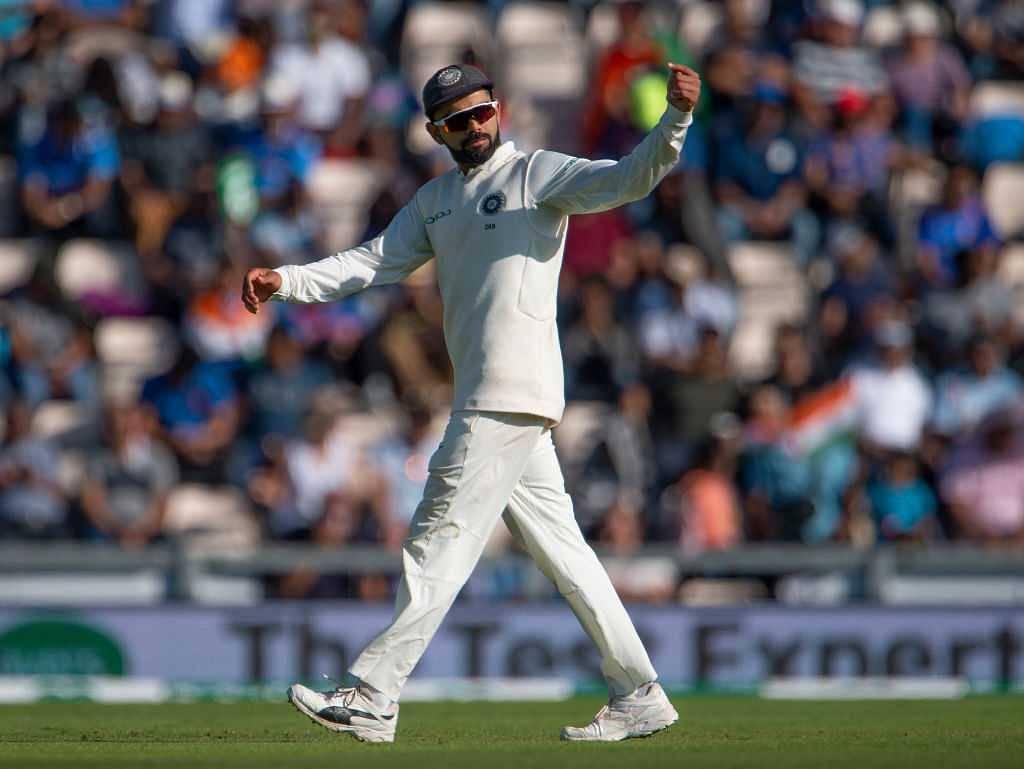 Virat Kohli's No. 1 rank in danger