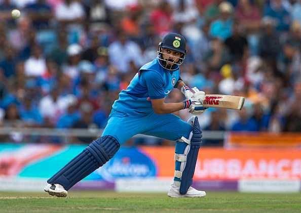 Virat Kohli hints at batting at Number 4 during 2019 World Cup | The SportsRush