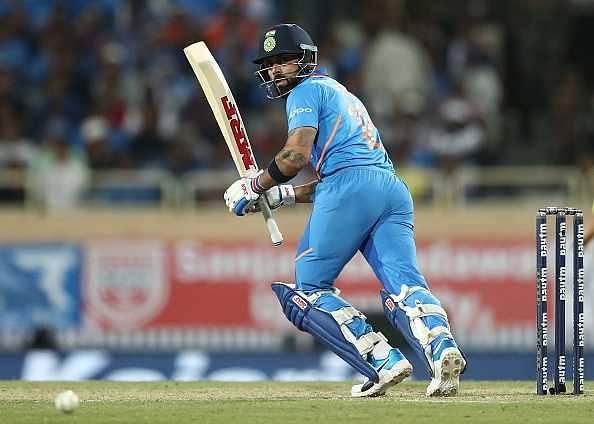 Kohli slams inconsistent DRS after losing Mohali ODI