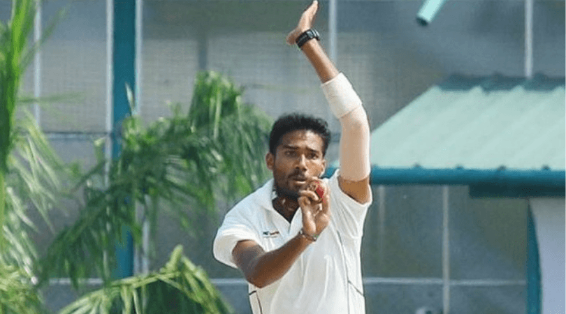 KKR sign Sandeep Warrier for injured Kamlesh Nagarkoti