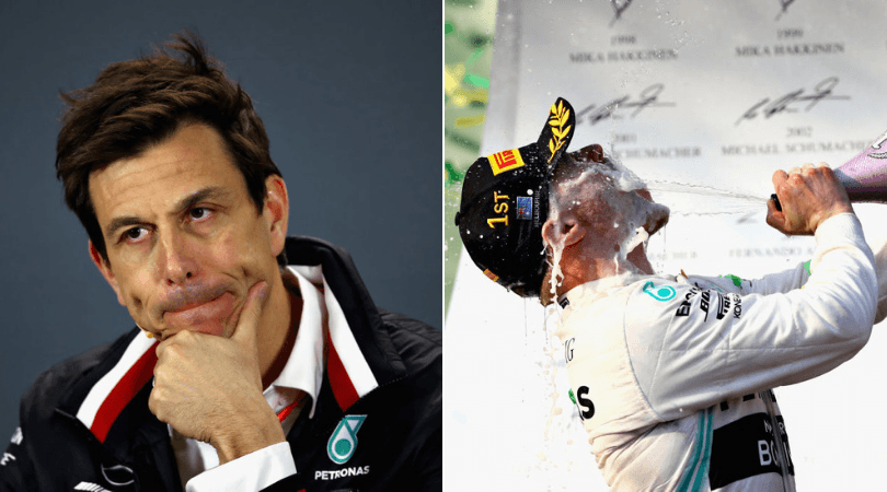 Toto Wolff admits Valtteri Bottas and engineers ignored instructions to avoid the extra point