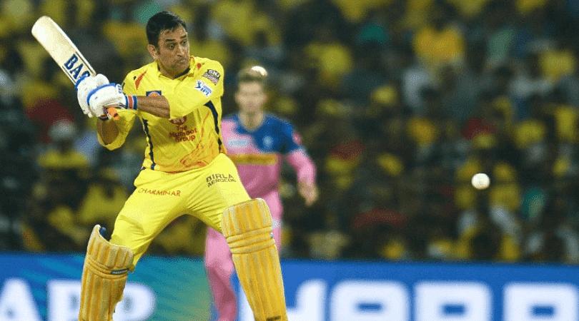 Twitter reactions on MS Dhoni's fighting IPL half-century