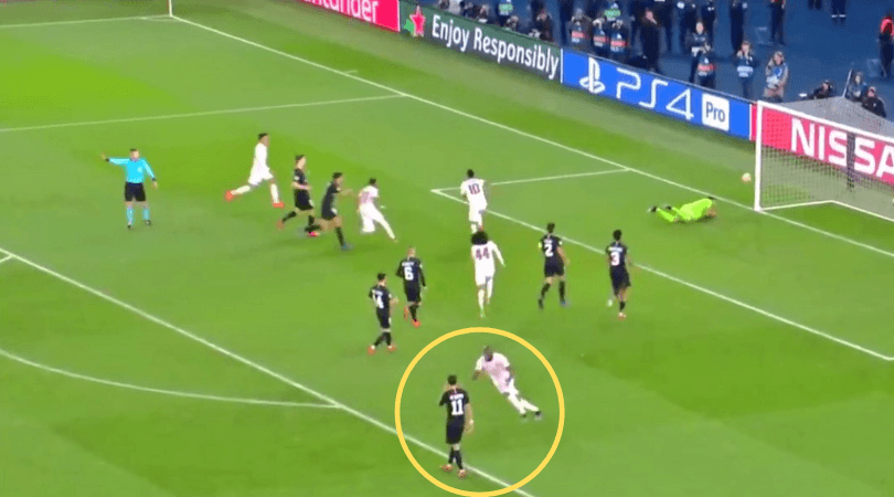 WATCH: Romelu Lukaku celebrated in front of Di Maria as Marcus Rashford won it for Man Utd