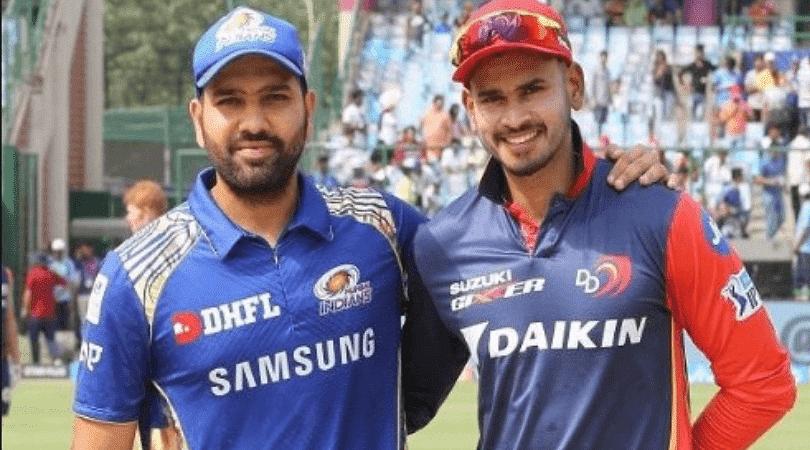 MI vs DC match in IPL 2019