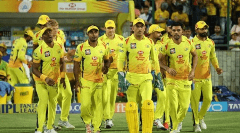 Predicted 11 for Chennai Super Kings vs RCB