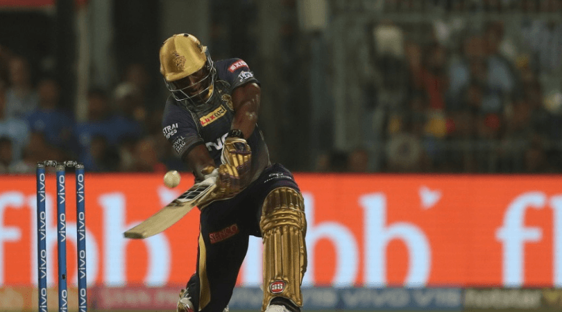 Twitter reactions on Andre Russell's 25-ball 65