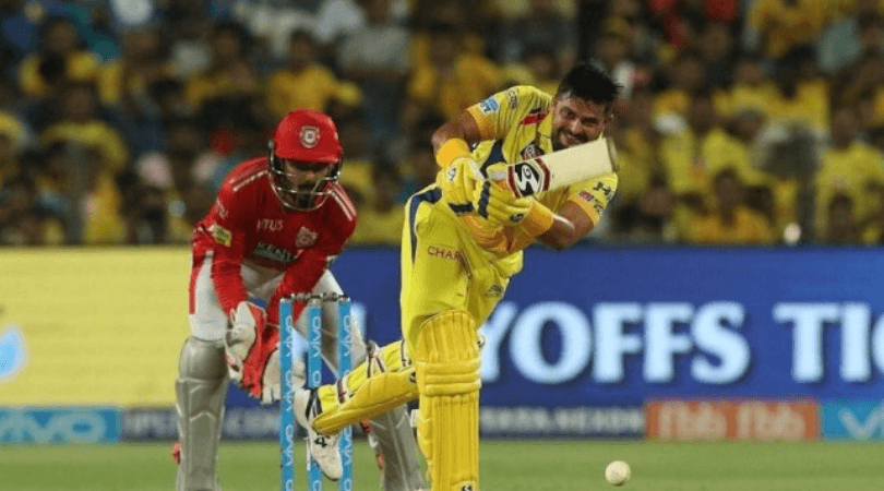 CSK vs KXIP Head-to-Head Statistics