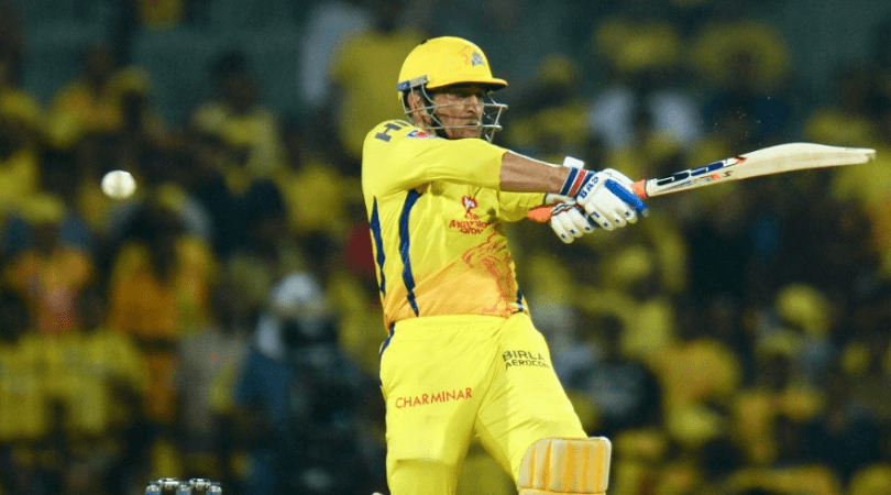 Twitter reactions on CSK captain powering CSK to 160