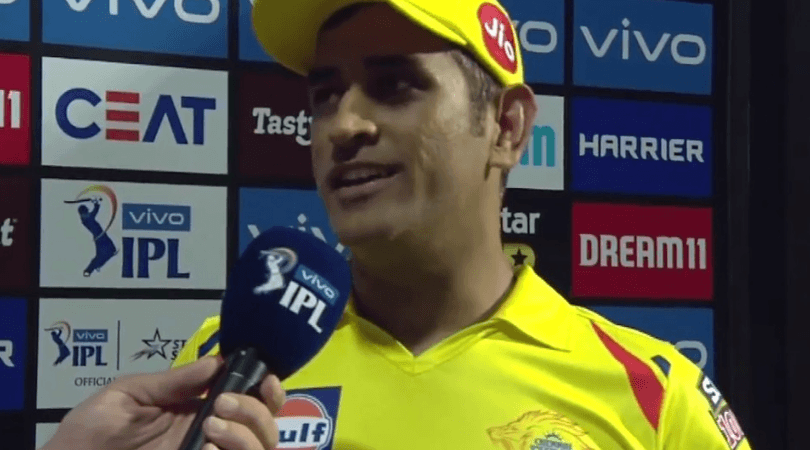 MS Dhoni unveils how he and Harbhajan Singh