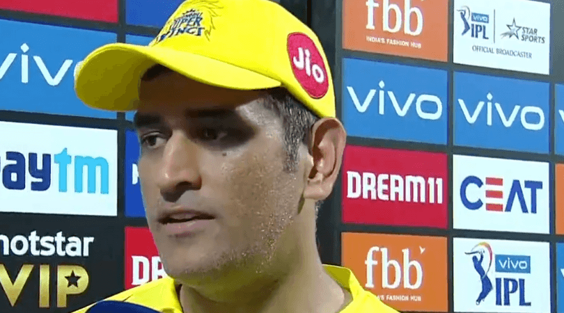 MS Dhoni opines on Spirit of Cricket