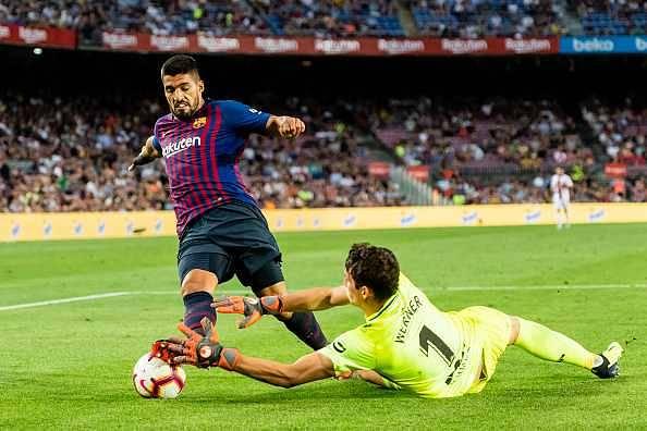 Huesca vs Barcelona head-to-head record: Huesca vs Barcelona H2H