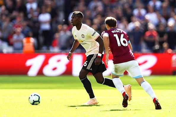 Man Utd vs West Ham head-to-head record: Man Utd vs West Ham H2H