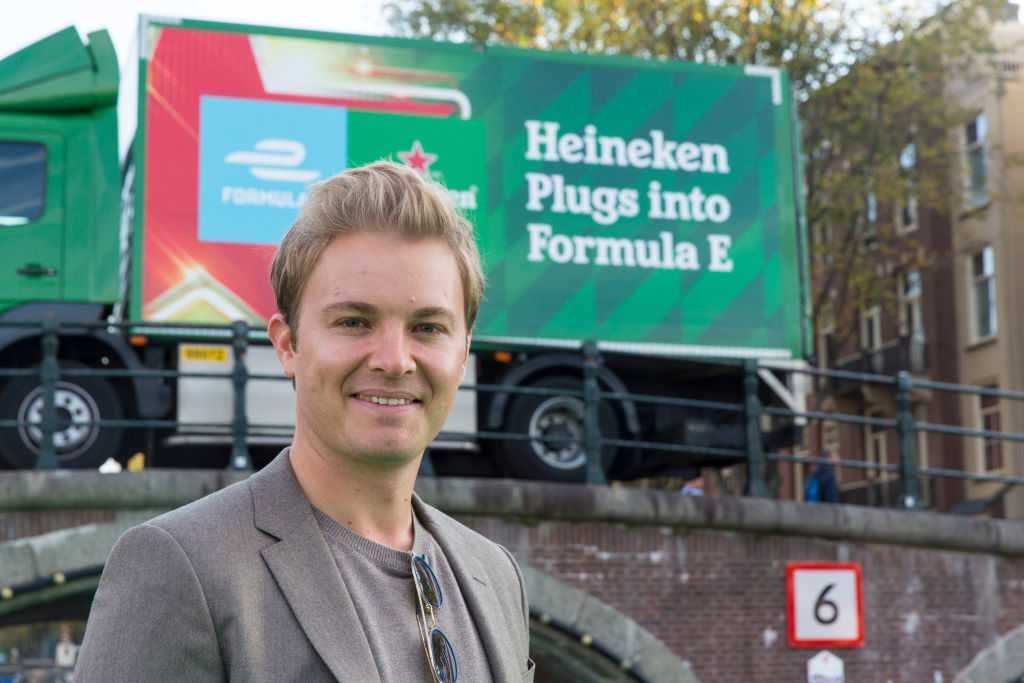 Nico Rosberg banned from Spanish GP: Former Mercedes driver reprimanded by Liberty Media