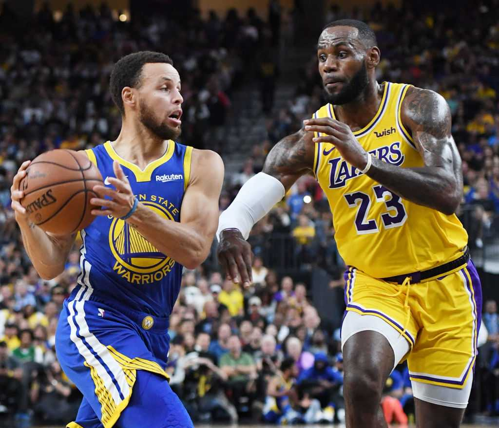 GSW vs LAL Dream11 Team Prediction For Golden State Warriors Vs Los Angeles Clippers NBA Preseason Match Today