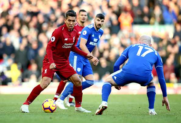 Cardiff Vs Liverpool Head to Head: Complete Cardiff Vs Liverpool H2H Stats | Premier League 2019