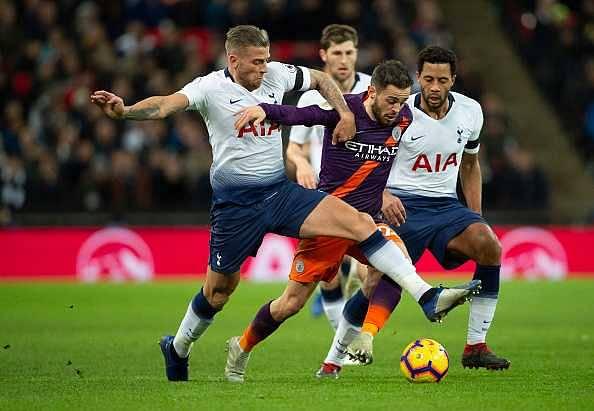 Man City Vs Tottenham Head to Head records: Manchester City Vs Spurs h2h |  The SportsRush
