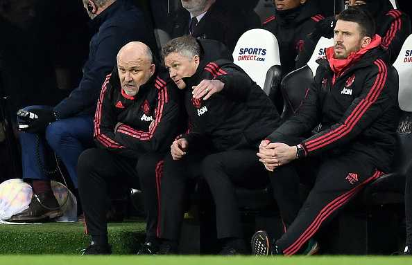 Solskjaer: Mike Phelan and Michael Carrick to take over new roles at Man Utd from next season