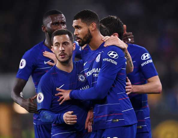 Eden Hazard: Ruben Loftus-Cheek taunts Hazard, Chelsea attacker fires a perfect reply
