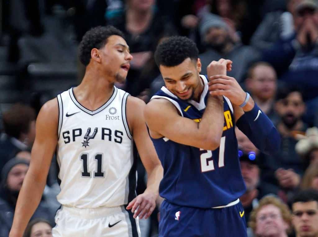 SAS vs UTA Dream11 Prediction : San Antonio Spurs Vs Utah Jazz Best Dream 11 Team for NBA 2019-20
