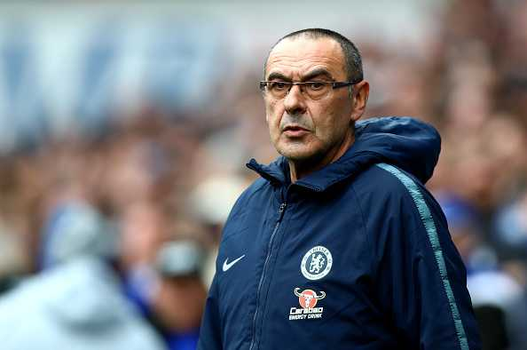 Maurizio Sarri reveals Eden Hazard's asking price for Real Madrid move after 2-0 win