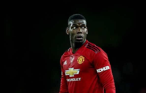 Ole Gunnar Solskjaer makes huge remark on Paul Pogba after Manchester United loss