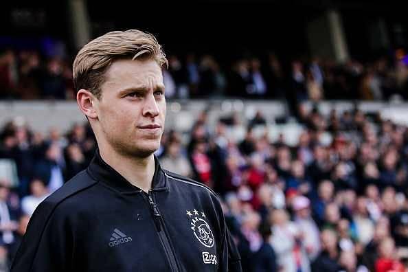 Frenkie De Jong: Ajax star takes huge dig at Real Madrid ahead of Juventus clash