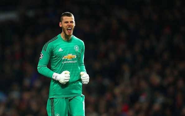 David De Gea: Man Utd goalkeeper sends strong message to teammates for Barcelona clash