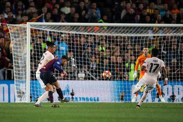 Phil Coutinho goal vs Man Utd: Barca star scores stunner and celebrates in style