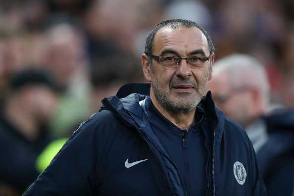 Maurizio Sarri: Chelsea boss forced to pick between Premier League and Europa League