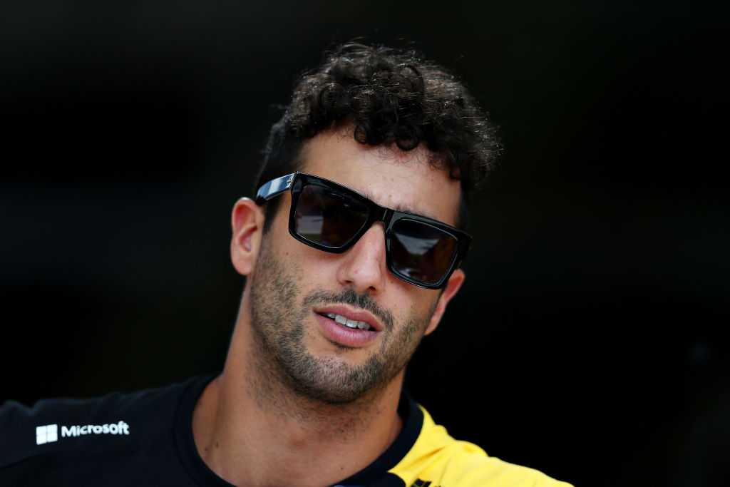 Daniel Ricciardo admits overestimating Renault and overdriving the situation