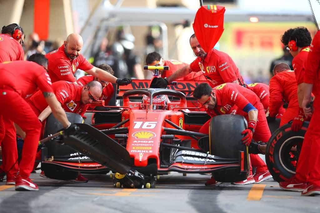 Formula 1 news: Christian Horner raises questions over Ferrari's 2019 fuel smell