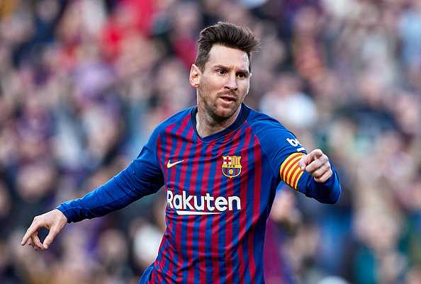 Barcelona's president makes massive statement about Lionel Messi's future at the club