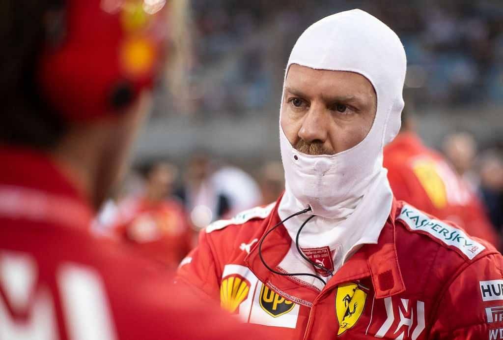 Sebastian Vettel could be axed for Mick Schumacher claims Italian media report