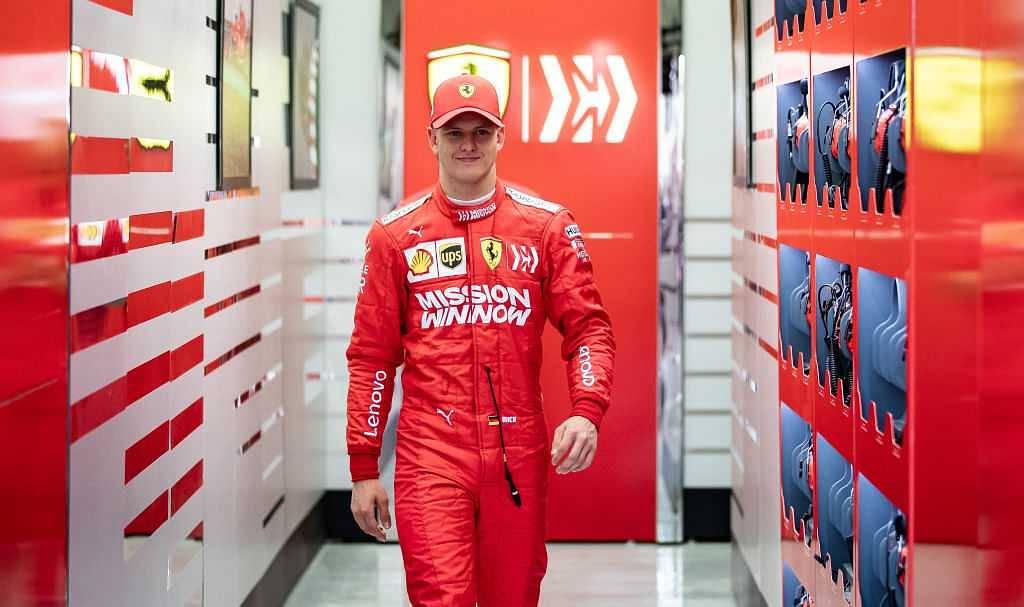 Mick Schumacher: Ferrari academy driver hasn't convinced Formula 1 experts