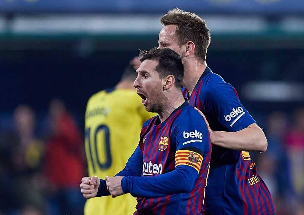 Lionel Messi: Barcelona star scores incredible freekick to save Barca vs Villarreal in 4-4 epic