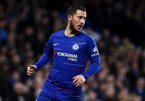 Eden Hazard breaks silence on Real Madrid move after leading Chelsea to 2-0 win over West Ham