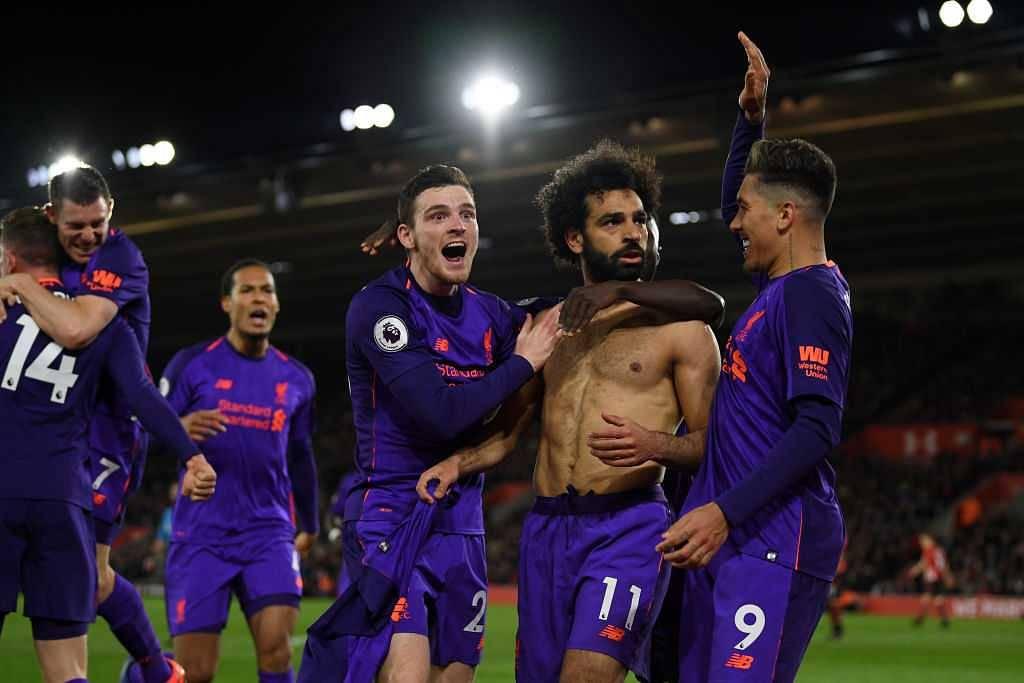 Southampton vs Liverpool: Twitter reactions on Salah winning it for Liverpool vs Southampton