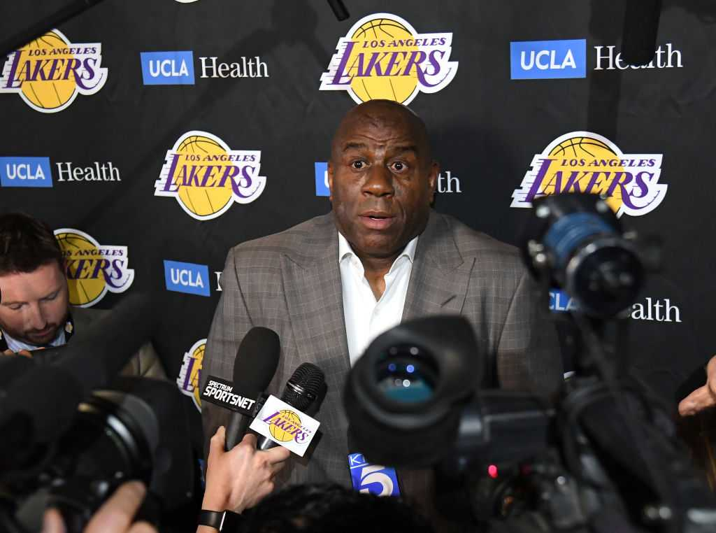 Lakers news: Why Magic Johnson stepping down is the best thing for the Lakers