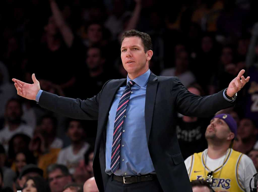 Lakers Head Coach : 3 Reasons why Luke Walton got the axe at LA Lakers