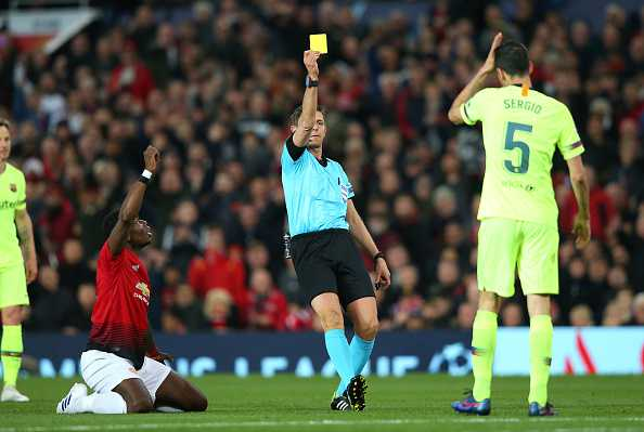 """Solskjaer: Sergio Busquets """"shouldn't be playing"""" second leg, fumes Man Utd manager"""
